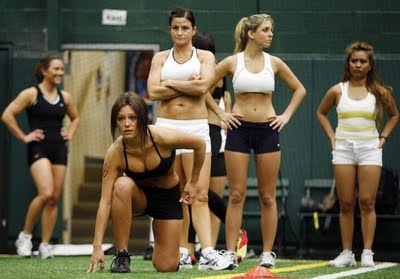 Lingerie football league players naked commit error