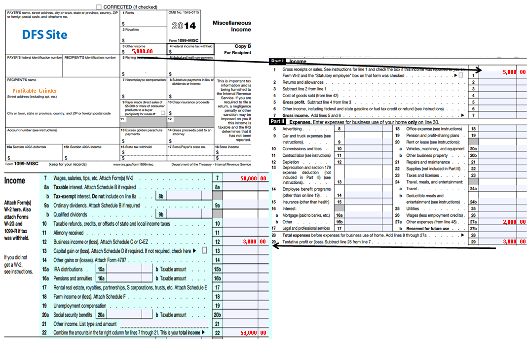 1099 form gambling winnings  Taxes in Daily Fantasy Sports